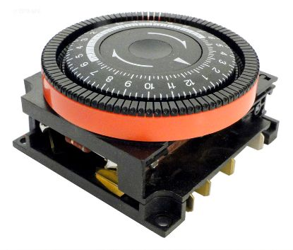 TA4071: TIME CLOCK DEIHL 120V 24 HOUR TA4071