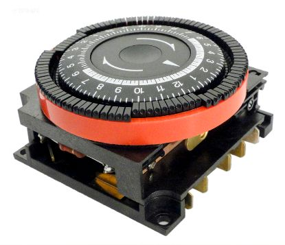 TA4079: TIME CLOCK DEIHL 120V 24 HOUR TA4079