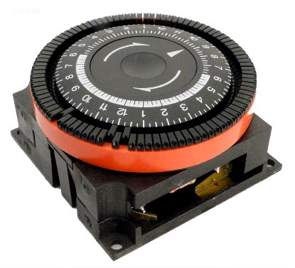 TA4065: TIME CLOCK DEIHL 240V 24 HOUR TA4065