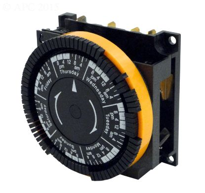 TA4066: TIME CLOCK DEIHL 240V 7 DAY TA4066