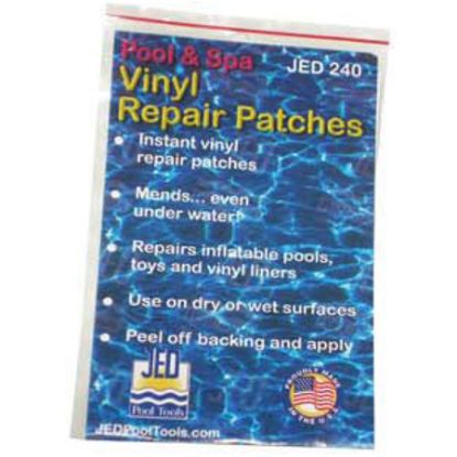 JED240: VINYL REPAIR PEEL N' PATCH JED240